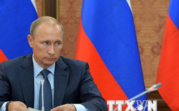 Tổng thống Putin thừa nhận nền kinh tế Nga đang gặp khó khăn
