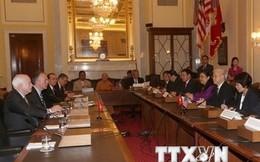 Tổng Bí thư Nguyễn Phú Trọng gặp Thượng Nghị sỹ John McCain