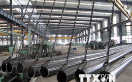 Ấn Độ lo ngại trước tình trạng bán phá giá thép từ Trung Quốc