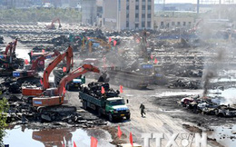 """Vụ nổ Thiên Tân gióng lên hồi chuông về """"công xưởng thế giới"""""""
