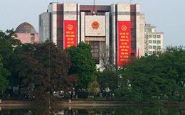 Đề xuất số lượng Phó Chủ tịch UBND các cấp