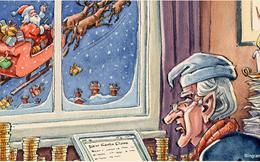 """Thư gửi ông già Noel của nhà đầu tư """"hà tiện"""""""