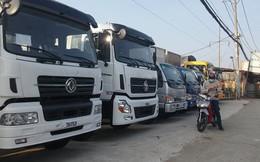 Dồn dập nhập ôtô tải Trung Quốc