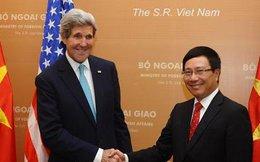 Quan hệ Việt - Mỹ có bước tiến dài