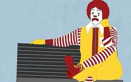 Barbie, McDonald's và những vinh quang đã tắt