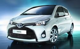 Toyota thu hồi 6,5 triệu xe trên toàn cầu do lo ngại cháy