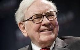 Tỷ phú Warren Buffett lần đầu đổi thị trường