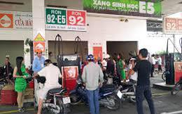 Quyết liệt đạt mục tiêu 50% cửa hàng bán xăng E5