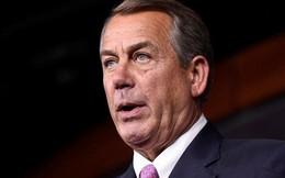 Chủ tịch Hạ viện Mỹ bất ngờ từ chức