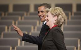 Ông Obama, bà Clinton được người Mỹ ngưỡng mộ nhất
