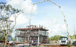 LDG chính thức cất nóc những căn biệt thự đầu tiên của Grand World