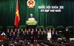 Một nhiệm kỳ Quốc hội, hai lần bầu nhân sự cấp cao