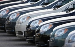 """Bộ Tài chính """"khất"""" công bố số tiền thanh lý 264 xe công giá trị 390 triệu đồng"""