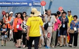 Du khách Trung Quốc tới Nhật nhiều chưa từng có