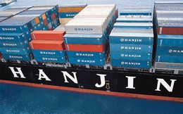 Hãng vận tải biển Hanjin ngừng hoạt động ở châu Âu