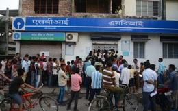 Ấn Độ náo loạn vì đổi tiền