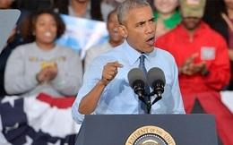 Obama kêu gọi Đảng Cộng hòa ngừng ủng hộ Trump