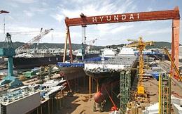 Ngành đóng tàu Hàn Quốc trước nguy cơ sa thải hàng loạt