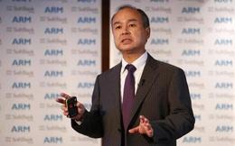 Cổ phiếu SoftBank giảm chóng mặt sau thương vụ 32 tỷ USD
