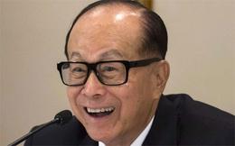 Tài sản 10 người giàu nhất Hồng Kông tương đương 1/3 GDP