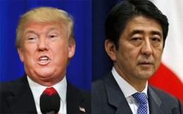 Trump-Abe sẽ bàn gì trong cuộc gặp đầu tiên?