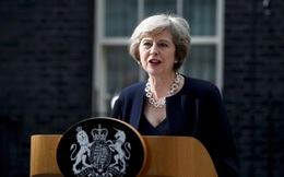 """Thủ tướng Anh gửi """"tâm thư"""" cho Chủ tịch Trung Quốc"""