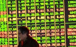Chứng khoán Trung Quốc rơi mạnh nhất 7 tuần