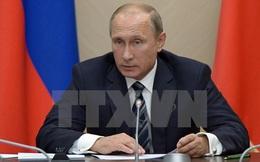 Tổng thống Putin chỉ ra các điểm tích cực của giá dầu thấp