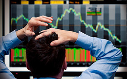 """Chết đứng vì """"siêu cổ phiếu"""""""