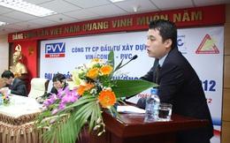 Chủ tịch 8x của Vinaconex PVC (PVV) bị khởi tố, bắt giam do liên quan PVX