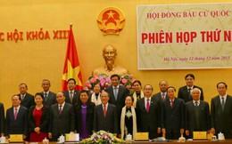 Trình miễn nhiệm một số chức danh Hội đồng bầu cử Quốc gia