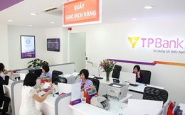Vợ Phó Chủ tịch TPBank muốn nhượng toàn bộ 3,91% vốn cổ phần sang cho con