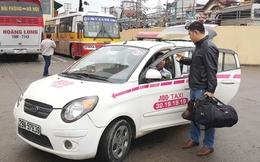 Taxi không giảm giá cước, phải viết giải trình