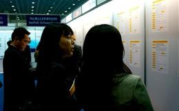 Giới trẻ Hàn rủ nhau sang Trung Quốc tìm việc