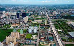Hình ảnh Hà Nội thay đổi nhìn từ tòa nhà cao nhất Việt Nam