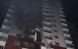 Rủi ro hỏa hoạn trong chung cư cao tầng