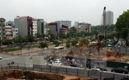 Hà Nội thông xe kỹ thuật đường vành đai 2 đoạn Nhật Tân-Cầu Giấy