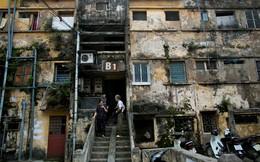 Lập phương án di dân hai chung cư xuống cấp tại Hà Nội