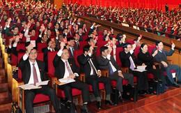 Thảo luận danh sách đề cử Ban Chấp hành Trung ương khóa XII