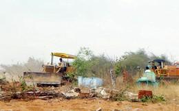 Dự án 'vỏ đô thị, ruột khoáng sản' sai nhưng không thể phạt?!