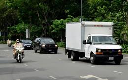 Cấm nhiều tuyến đường khi Tổng thống Obama thăm TP HCM