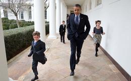 Tổng thống Obama - sang nhờ vợ