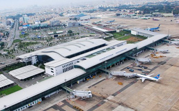 Xây thêm nhà ga cho Tân Sơn Nhất