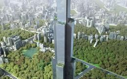 Tòa tháp cao nhất thế giới sử dụng công nghệ xây trong 90 ngày đã trở thành trại nuôi cá