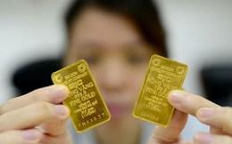 Nối lại việc thu mua vàng miếng SJC loại một chữ