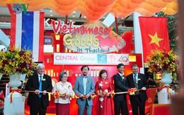 Lần đầu tiên tuần lễ hàng Việt Nam được tổ chức tại Thái Lan