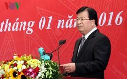 Bộ trưởng Trịnh Đình Dũng: Cần tăng chăm lo nhà ở lực lượng vũ trang