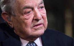 """George Soros gọi Tổng thống đắc cử Donald Trump là """"kẻ giả tạo"""""""