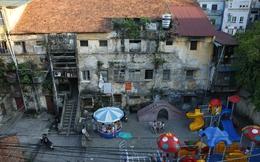 Cải tạo chung cư cũ tại Hà Nội: Nâng tầng liệu có thu hút được đầu tư?