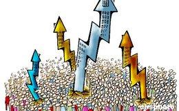 Nguồn cung dồi dào, giá căn hộ chung cư tăng 50% so với những năm trước